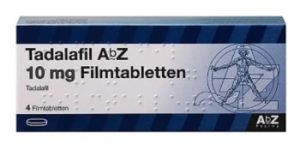 Tadalafil AbZ online