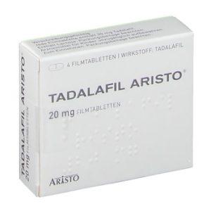 Tadalafil Aristo kaufen