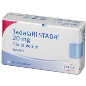 Tadalafil Stada